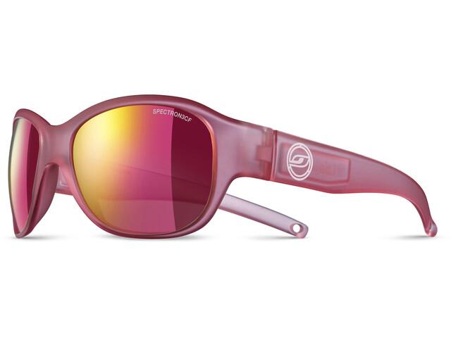 77cd1db18a8c Julbo Junior 6-10Y Lola Spectron 3CF Sunglasses Matt Translucent  Pink-Multilayer Pink